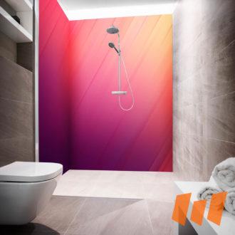 Farbverlauf Farben Abstrakt Warm