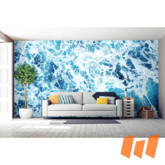 Meer Wasser Bewegung Wellen