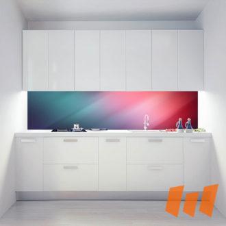 Farbverlauf Farben Abstrakt Kalt