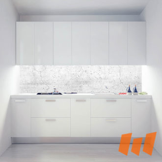 Beton Weiß-Grau