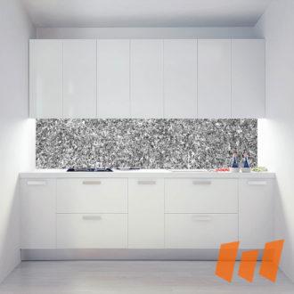Granit Mineralgestein Grau