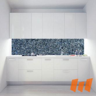 Granit Mineralgestein Blau