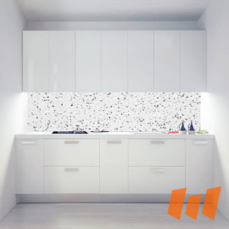 Granit Mineralgestein Weiß