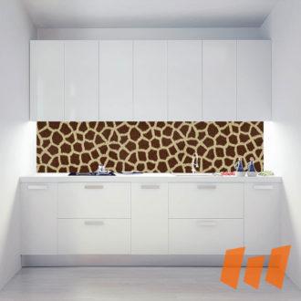Giraffe Giraffenmuster